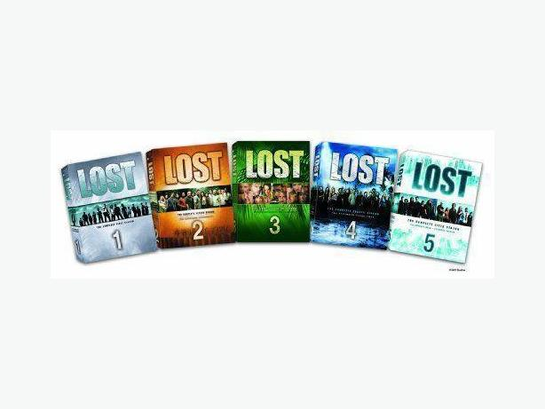 TV Series Lost Season 1-5 DVD