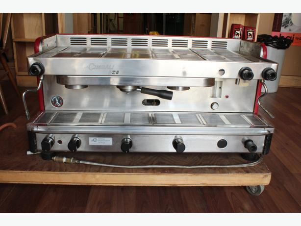 La Cimbali M20 Commercial Espresso Machine