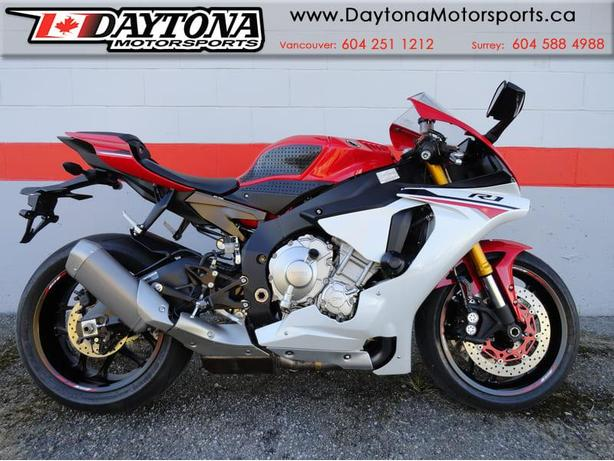 * SOLD * 2015 Yamaha YZF R1 Sport Bike * Super clean 2015 R1 *