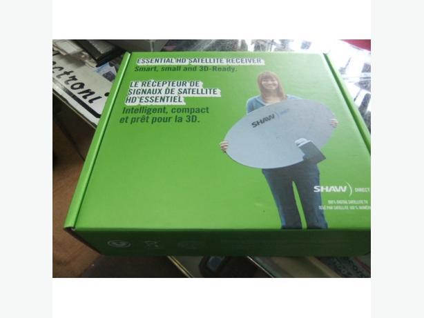Shaw Direct Motorola HD Digital Box HD 600 Reciever (New)