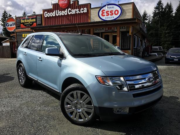 2008 Ford Edge Limited - Fully Loaded Luxury SUV! Super Low KM