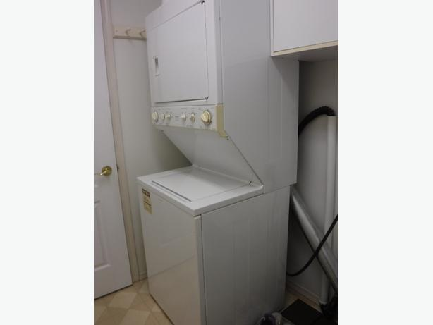 Frigidaire heavy duty washer and dryer