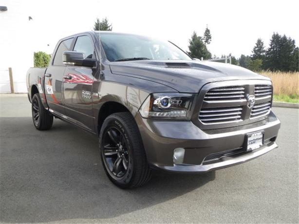 2015 Ram 1500 Sport Crew 4x4 ***Price Drop***