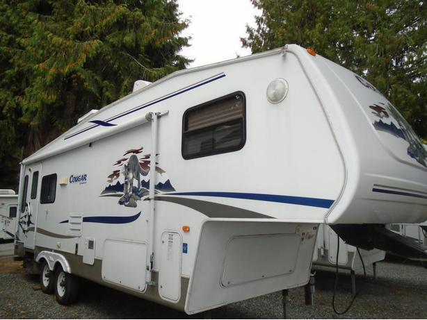 2006 Cougar 276 STK# A15N2675CCA