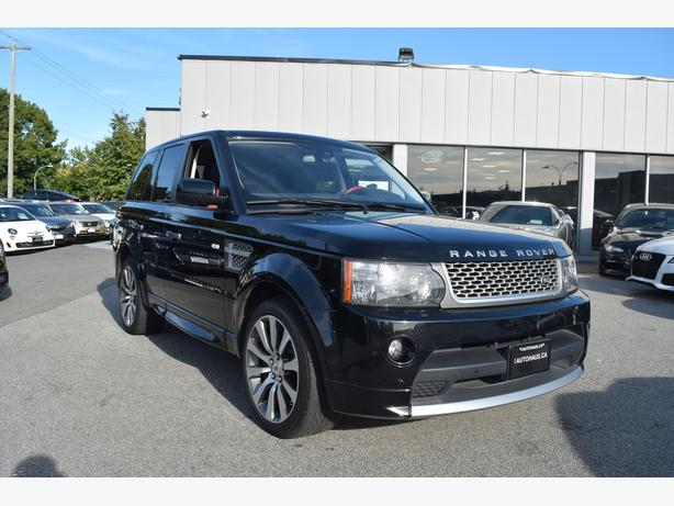 2011 land rover range rover sport supercharged autobiography richmond vancouver. Black Bedroom Furniture Sets. Home Design Ideas