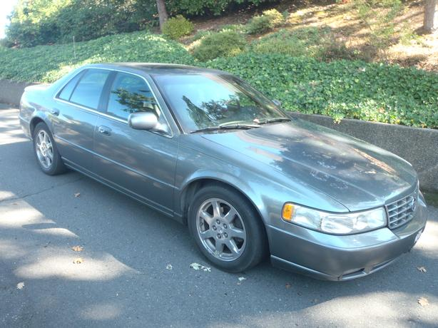 2003 Cadillac STS, full load, low Kls
