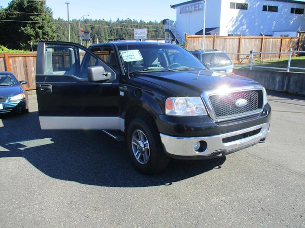MECHANICS SPECIAL - 2007 FORD F150 XLT SUPERCAB