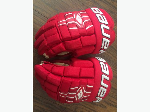 Bauer Nexus 800 Hockey Gloves 14 Inch