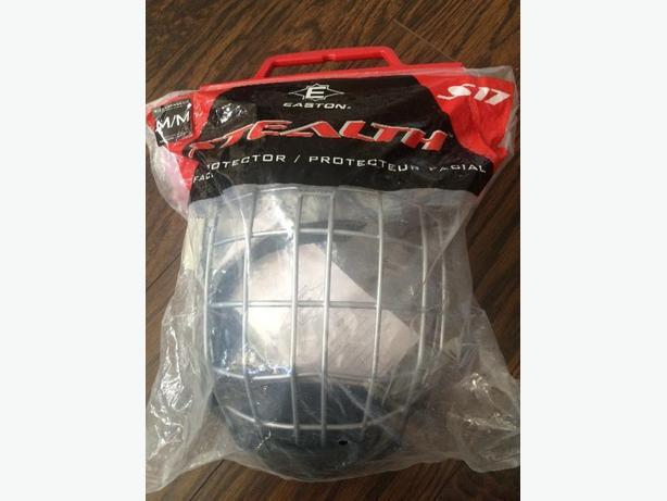 New Easton S17 Medium Hockey Cage