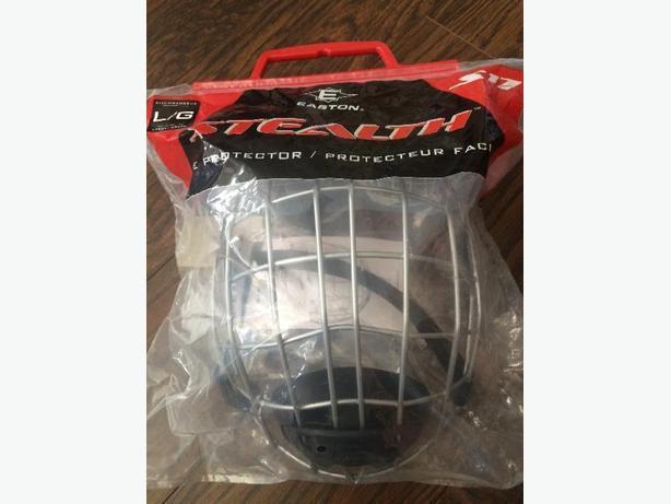 New Large Easton S17 Hockey Cage
