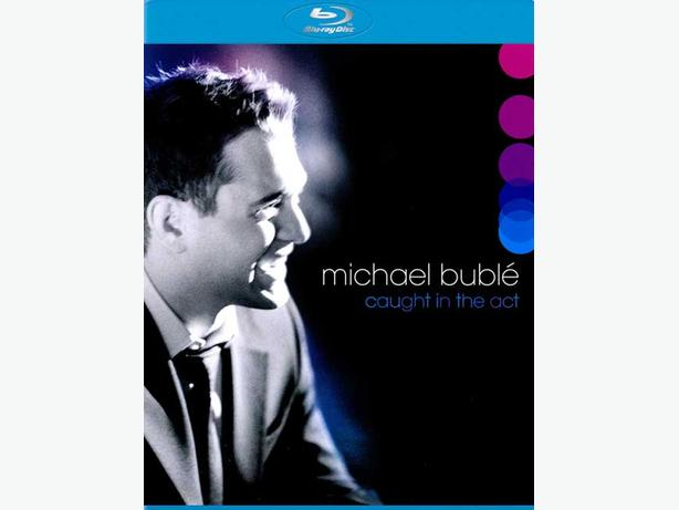 Michael Buble Blu-ray concert movie