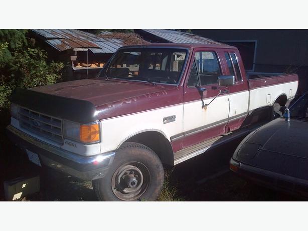 1988 ford diesel