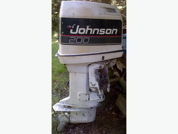 200 horse jhonson