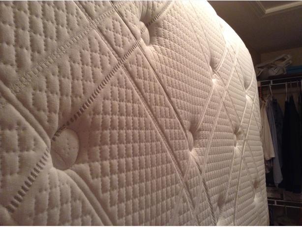 Serta pillow top mattress queen