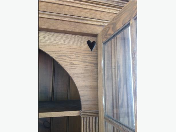 reduced!!! replica antique cabinet
