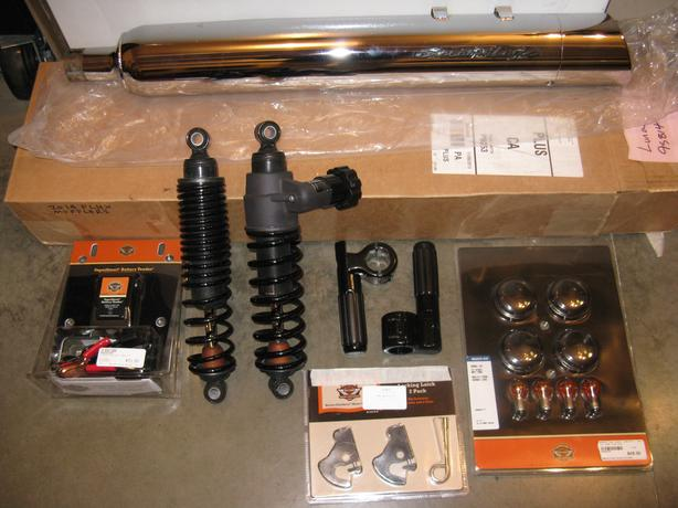 Harley Davidson Touring Parts