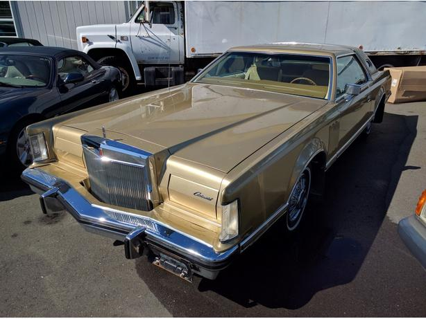 1979 Lincoln MK V