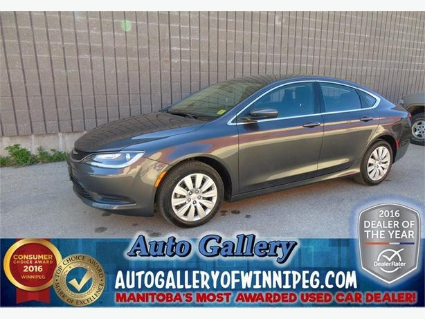 2016 Chrysler 200 LX *Loaded