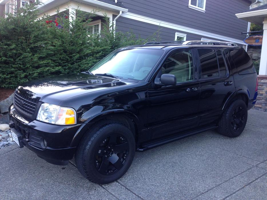ford explorer limited edition v8 3000 obo burnaby incl. Black Bedroom Furniture Sets. Home Design Ideas