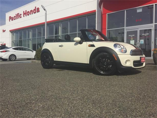2015 Mini Cooper Converti 2DR-PERFECT MINI CONVERTIBLE