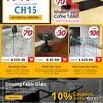 Buy Glass Table Top, Wall Mirrors, Glass Shower Doors, Tempered Glass