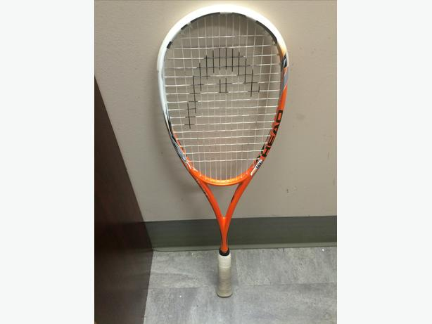 Head Xenon Squash Raquet