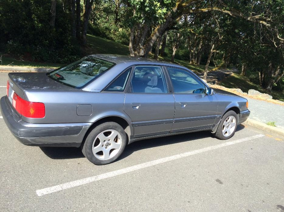 1993 Audi Cs100 West Shore Langford Colwood Metchosin
