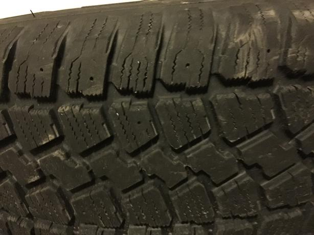 hyundai tucson winter tires