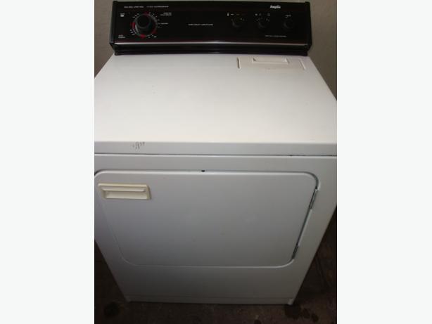 Inglis heavy duty super capacity dryer