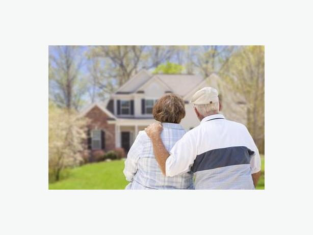 FORECLOSURE + PENSION = REFINANCE POSSIBILITIES