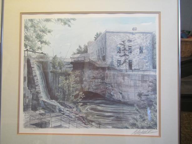 Ben Babelowsky Framed Print