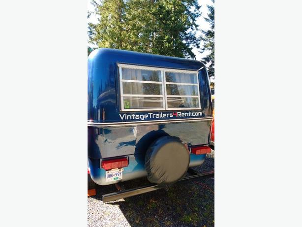 Trillium 13 ft travel trailer 4 RENT!