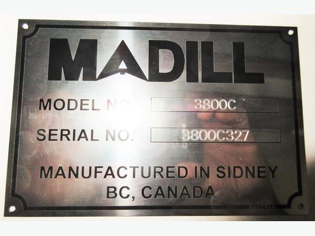 Serial Number Plates
