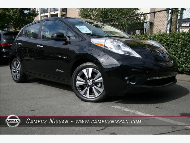 2014 Nissan Leaf SL  Quick Charge