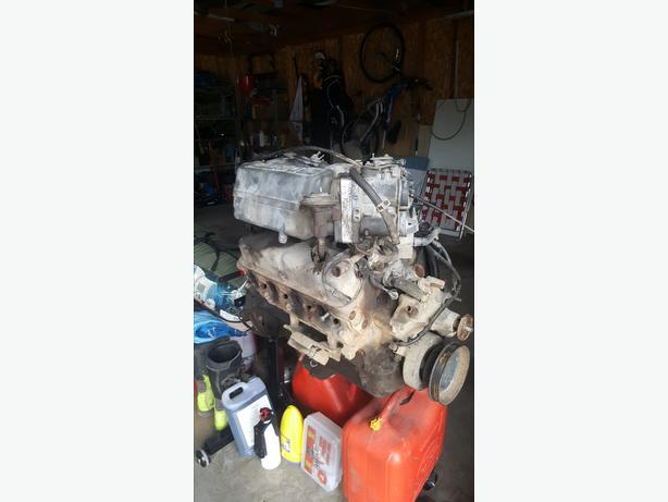 ford 302 motor and 2wd trans