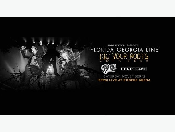 Florida Georgia Line ticket floor seats! Nov 12