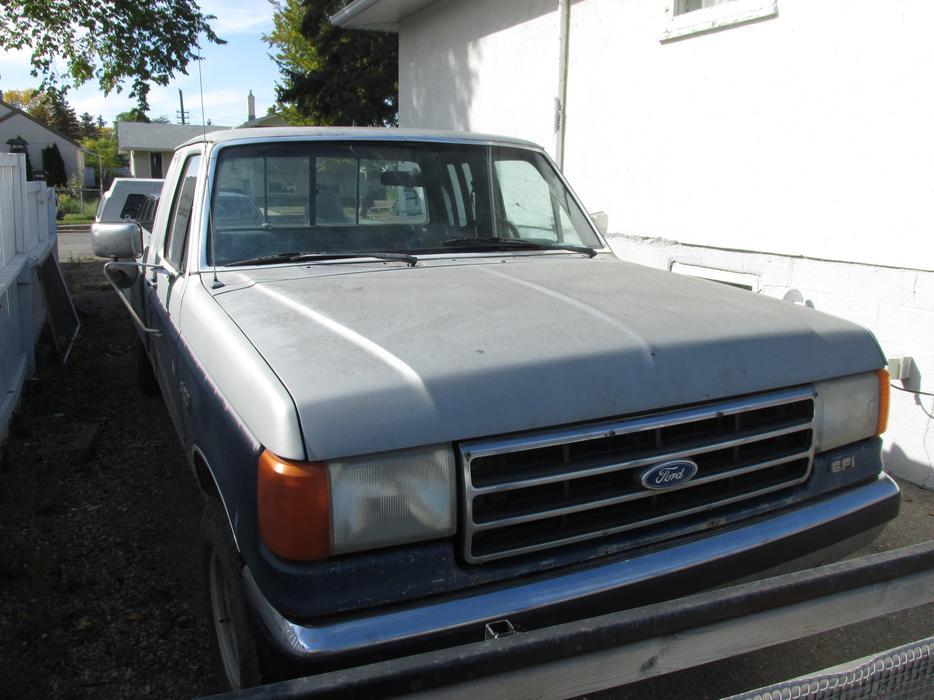 1991 Ford F150 Extended Cab Half Ton North Regina Regina