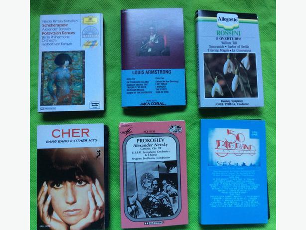Cassette assortment
