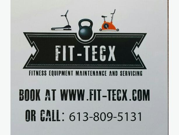 Fitness Equipment Service  Visit Fit-Tecx.com