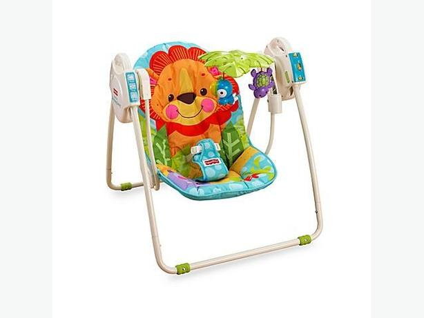 Fisher Price Open Top Take Along Swing