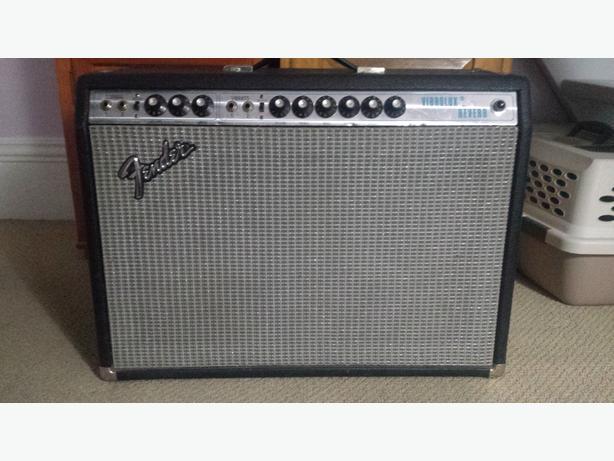 Fender Vibrolux 1974