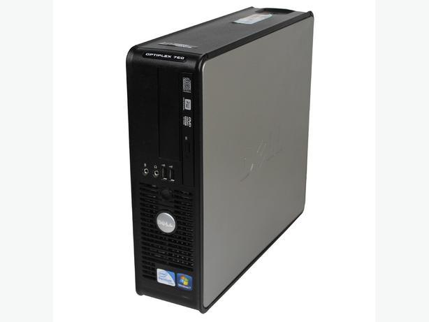 Dell Optiplex 760 & 780 Desktops No Drives/Ram Core 2 Duo