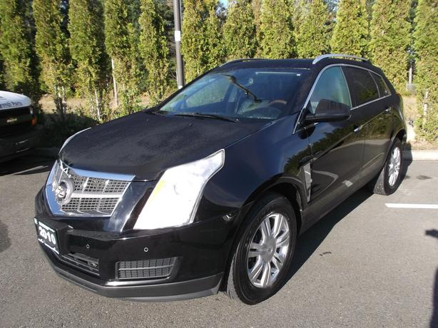 2010 CADILLAC SRX AWD LUXURY FOR SALE