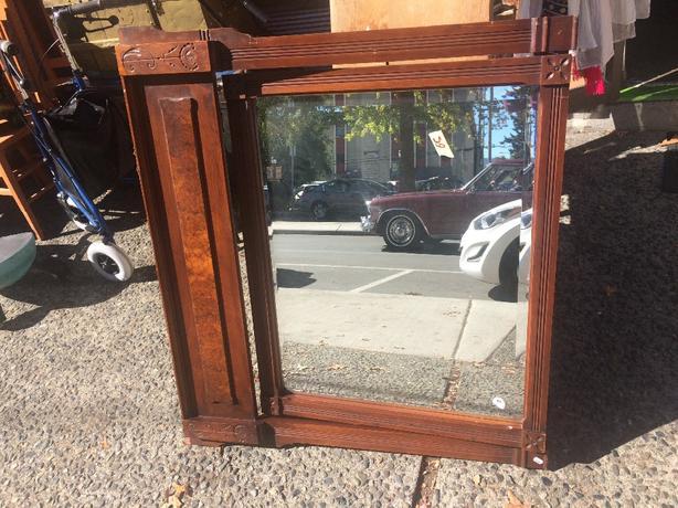 old mirror .. obo