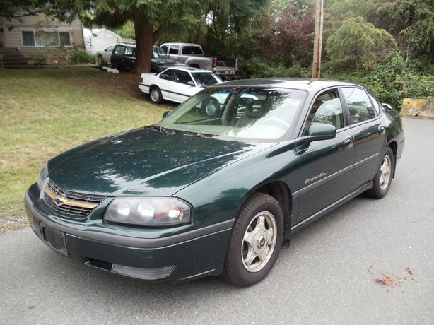 2002 Chevy Impala