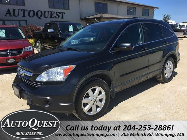 2008 Honda CR-V EX-L with Leather Interior & New Tires!!