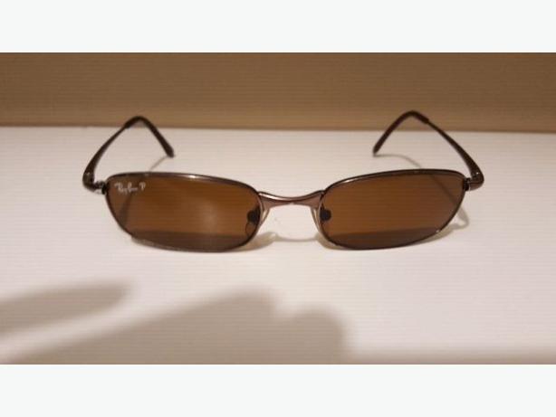 Authentic Ray Ban Polarized Sun Glasses