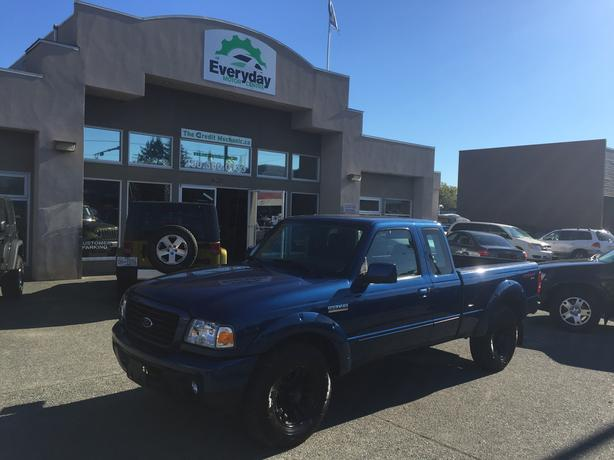 2008 Ford Ranger Sport 4x4 *Victoria Only/Accident Free*