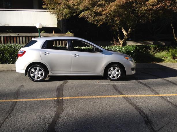 2010 Toyota Matrix - 56,000 kms