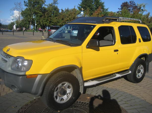 REDUCED-Nissan Xterra 4x4-rare 5 speed manual ONLY 169730km's.